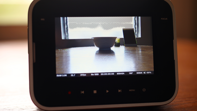 BMCC Exposure Blackmagic Cinema Camera: 10 Important Things I Wish I Had Known blog